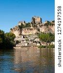 beynac et cazenac  france  ...   Shutterstock . vector #1274197558