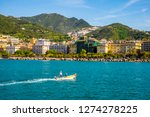 italy  may 2015   a fishermans... | Shutterstock . vector #1274278225
