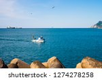 italy  may 2015   a fishermans... | Shutterstock . vector #1274278258
