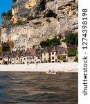 la roque gageac  france   24th...   Shutterstock . vector #1274398198