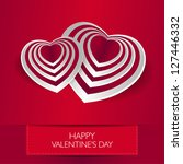 """love card with text """"happy... 