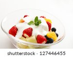 Fruit  Mix  Dessert