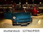 retro museum in varna  bulgaria ...   Shutterstock . vector #1274619505
