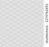 seamless  pattern based on... | Shutterstock .eps vector #1274762692