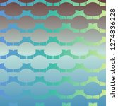abstract colorful pattern for... | Shutterstock .eps vector #1274836228