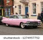 stony stratford ... | Shutterstock . vector #1274957752