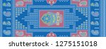traditional  indian  background ... | Shutterstock . vector #1275151018