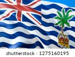 british indian ocean territory... | Shutterstock . vector #1275160195