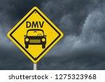 visit to the dmv highway...   Shutterstock . vector #1275323968