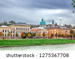 scenic view of the historic... | Shutterstock . vector #1275367708