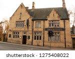 oxford  uk 04.01.2019   the... | Shutterstock . vector #1275408022