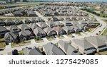 top view new established...   Shutterstock . vector #1275429085
