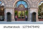 sofia  bulgaria   october 5 ... | Shutterstock . vector #1275475492