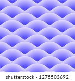 wavy  background  seamless... | Shutterstock .eps vector #1275503692