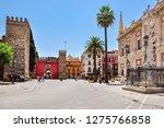 triumph square  plaza del... | Shutterstock . vector #1275766858