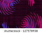 whirly background | Shutterstock . vector #127578938