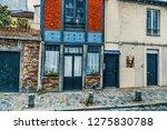 picturesque street in... | Shutterstock . vector #1275830788