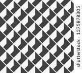 geometric vector pattern ... | Shutterstock .eps vector #1275878305