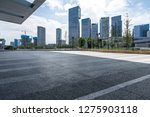 panoramic skyline and modern... | Shutterstock . vector #1275903118