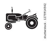 vintage american tractor vector ...   Shutterstock .eps vector #1275914542