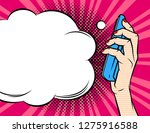 color vector illustration in... | Shutterstock .eps vector #1275916588
