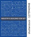 industrial and building vector... | Shutterstock .eps vector #1275940948