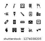 vector illustration of 20 icons.... | Shutterstock .eps vector #1276038205