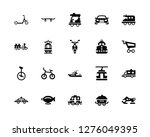 vector illustration of 20 icons.... | Shutterstock .eps vector #1276049395