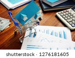 real estate investment trusts... | Shutterstock . vector #1276181605