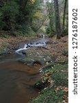 hiking in lazio | Shutterstock . vector #1276187602