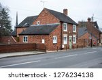 House in Repton, East Midlands, Derbyshire, UK