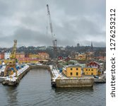 stockholm  sweden   dec 15 ...   Shutterstock . vector #1276253212