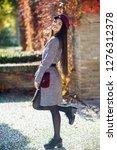 spain  andalusia  granada.... | Shutterstock . vector #1276312378