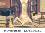 education success with... | Shutterstock . vector #1276324162