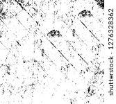 vector grunge overlay texture.... | Shutterstock .eps vector #1276328362