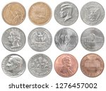 Full Set Of American Coins...