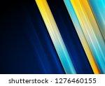 bright corporate geometric... | Shutterstock .eps vector #1276460155