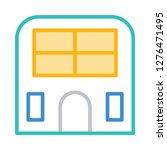 house   home   building   | Shutterstock .eps vector #1276471495