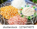 various carbohydrate source  | Shutterstock . vector #1276474075