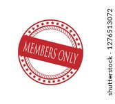 circle rubber stamp with the...   Shutterstock .eps vector #1276513072