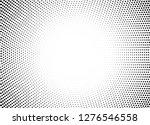 halftone circle frame...   Shutterstock .eps vector #1276546558