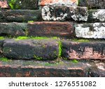 photo background image of old...   Shutterstock . vector #1276551082
