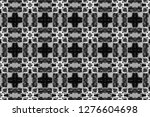 abstract geometric background... | Shutterstock . vector #1276604698