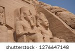 statue of king ramses ii at the ...   Shutterstock . vector #1276647148