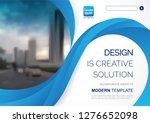 template vector design for... | Shutterstock .eps vector #1276652098