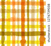 overlaying lines chequered... | Shutterstock .eps vector #1276739038