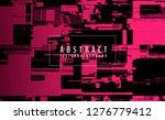 abstract vector background....   Shutterstock .eps vector #1276779412