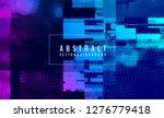 abstract vector background....   Shutterstock .eps vector #1276779418