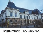 rennes.  city of brittany.... | Shutterstock . vector #1276807765