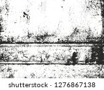 distressed overlay texture of... | Shutterstock .eps vector #1276867138